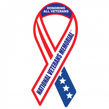 Veterans Memorial Ribbon